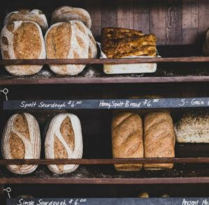 Sprouted Grain Breads